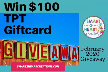 TPT Giftcard Giveaway