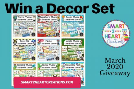 Win a Decor Set