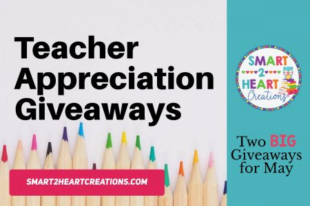 Teacher Appreciation Giveaways
