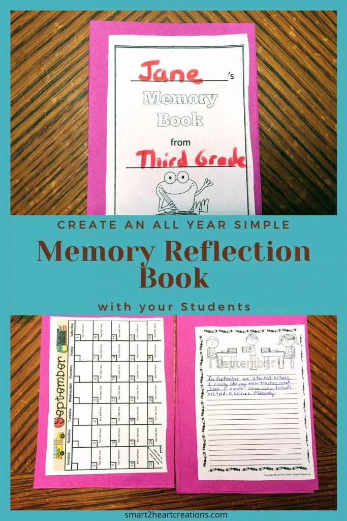 Memory Reflection Book Pinnable Image