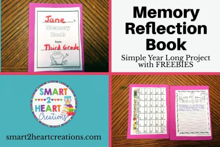 Memory Reflection Book Featured Image